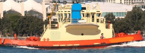 90' Offshore Harbor Tractor Tug 1994 - HP 2400 For Sale