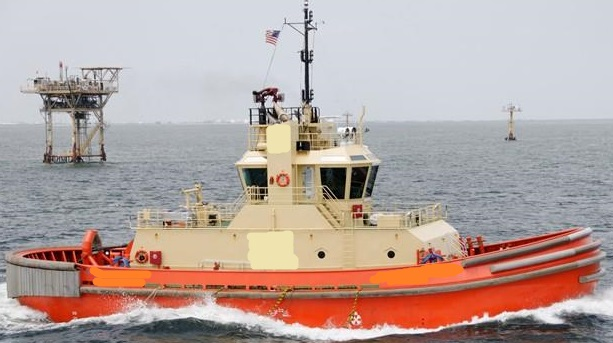 110' Offshore Harbor Tractor Tug 2009 - HP 6300 For Sale