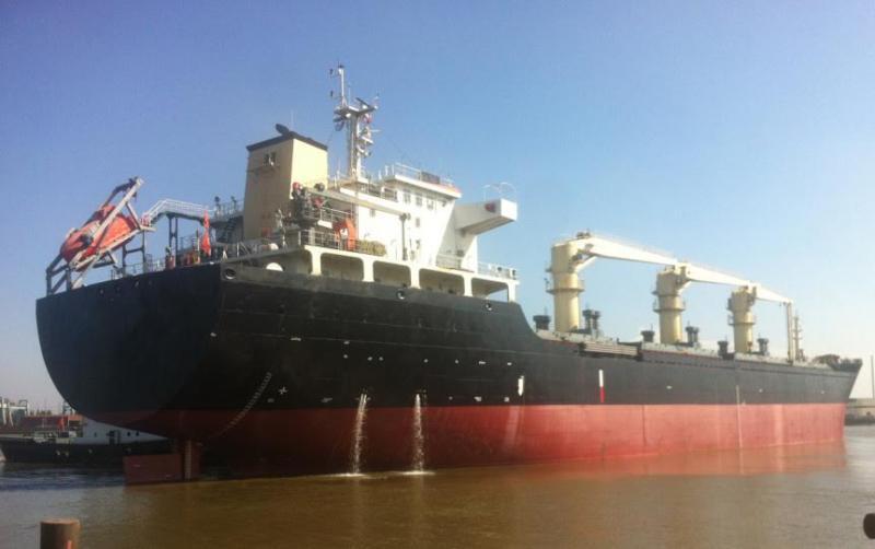 159m Bulk Cargo Carrier 2010 - DWT 23000 For Sale