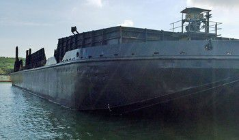 300' x 80' Ocean Deck Barge 2010 - DWT 7480 For Sale
