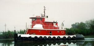 65' Model Bow Ocean Harbor Tug 1998 - HP 1200 For Sale