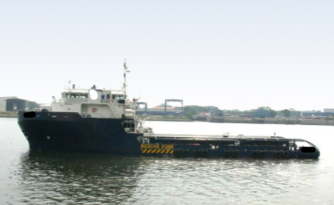 60m Anchor Handling Supply Vessel 2005 - HP 5916 For Sale