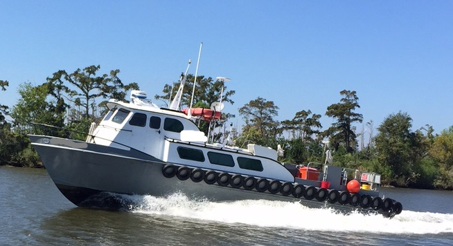 45' Inland Crew Boat - 23 Passengers For Sale