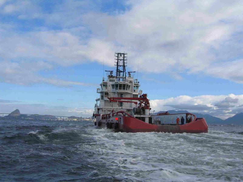 65m Multi Function Support Vessel 2004 - HP 7100 For Sale