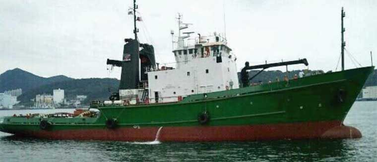 218' Model Bow Ocean harbor Tug - HP 6600 For Sale