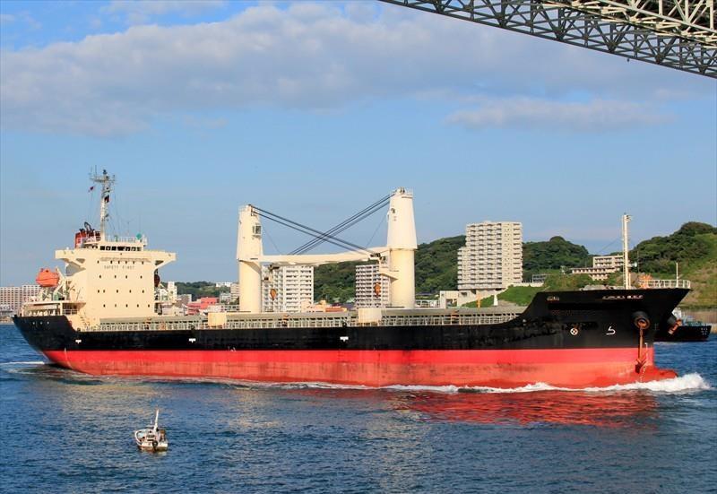 135m Single Deck Bulk Carrier 2007 Built - DWT 17013 For Sale