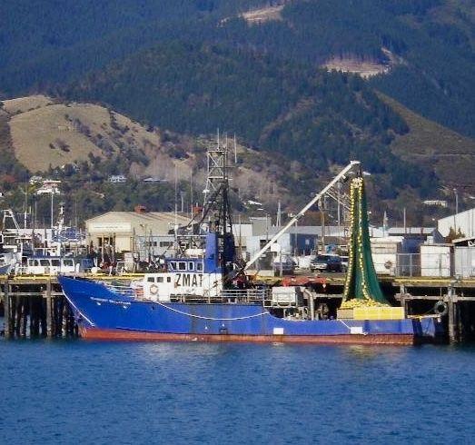 30m Deep Water Trawler 1981 - Rebuilt 2002 For Sale