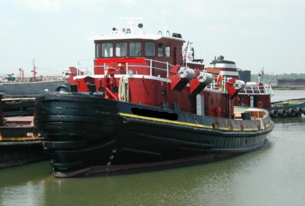 108' Model Bow Ocean Harbor Tug - HP 2000 For Sale
