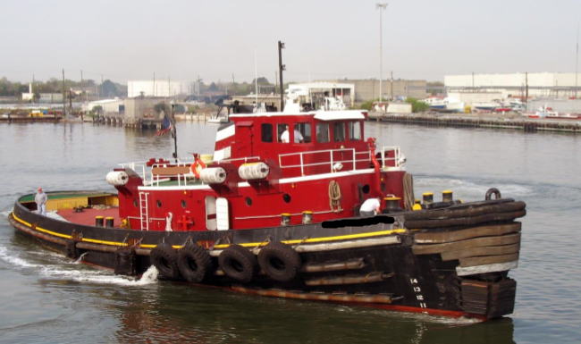 102' Model Bow Ocean Harbor Tug - HP 2000 For Sale