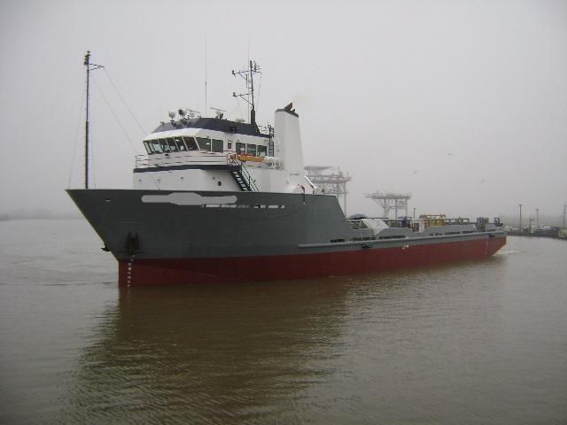 205' Offshore Platform Supply Vessel 1999 For Sale