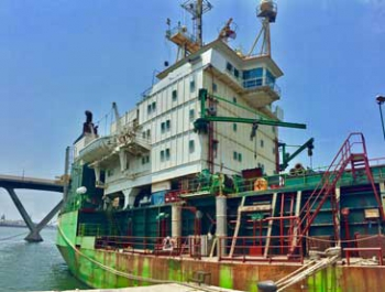 351' Hopper Dredge 5072 m3 - DWT 12230 - Horizon Ship Brokers, Inc