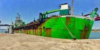 351' Hopper Dredge 5072 m3 - DWT 12230 For Sale
