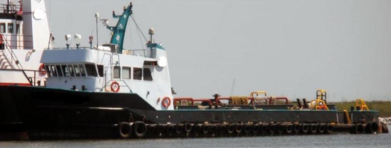 120' Offshore Utility Supply Vessel - HP 910 For Sale