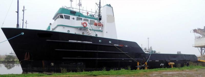 180' Offshore Platform Supply Vessel - HP 2300 For Sale