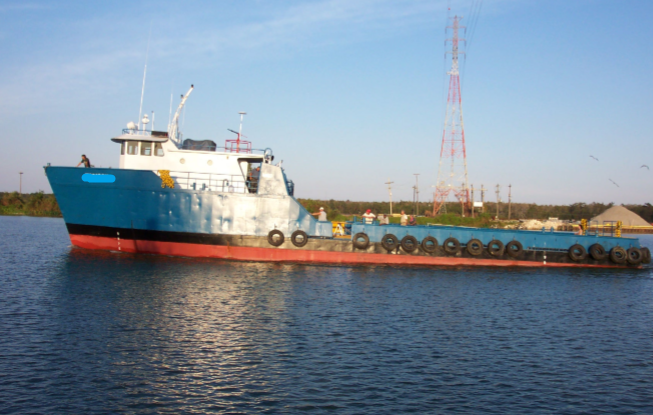 120' Offshore Utility Supply Vessel - HP 1200 For Sale