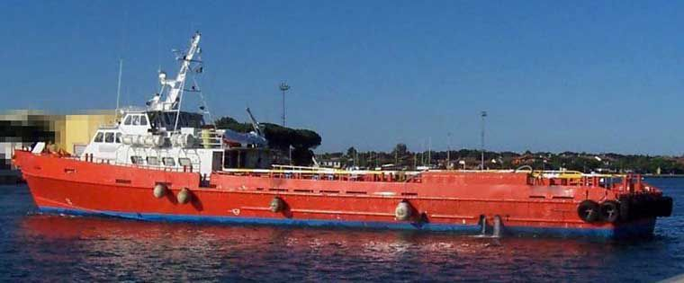140' Fast Crew Boat Supply Vessel FSIV - DWT 249 For Sale