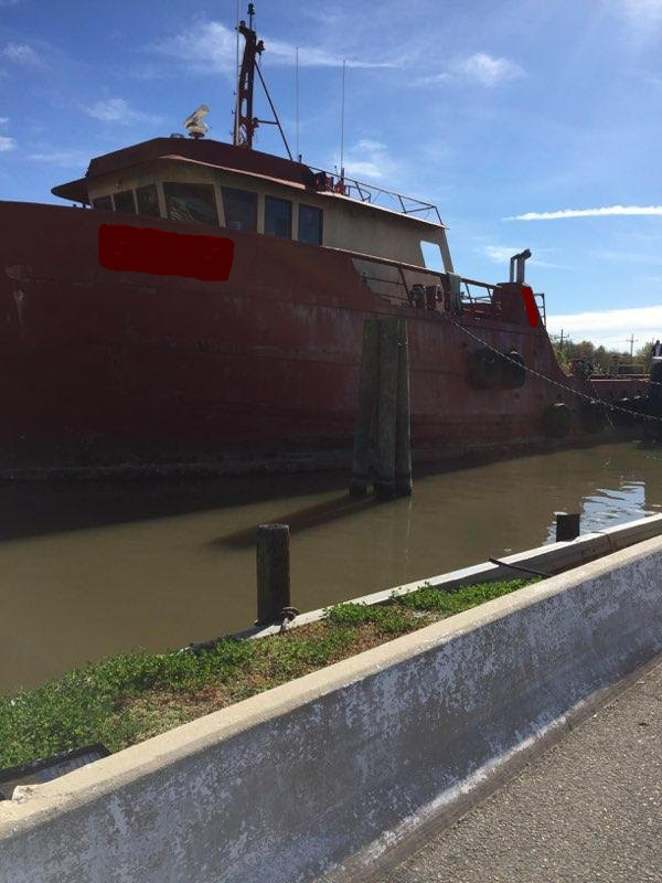 111' Offshore Utility Supply Vessel - HP 1200 For Sale