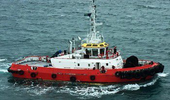 98' Model Bow Ocean Towing Tug 2011 - HP 4436 For Sale
