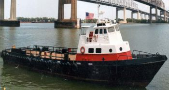 110' Fast Crew Boat Supply Vessel FSIV For Sale