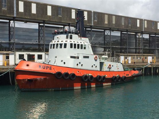 32m Harbor Tug Boat 1978 - Voith -  Twin Engine For Sale