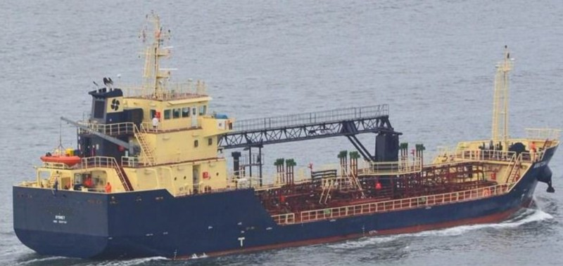 65m Bunker Barge 2012 - Self Propelled - DWT 1422 For Sale