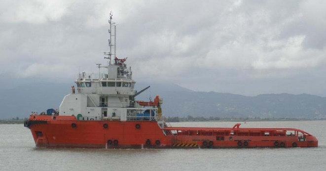 60m AHTS - DP 1 - 390 m2 Clear Deck - Accommodates 26 For Sale
