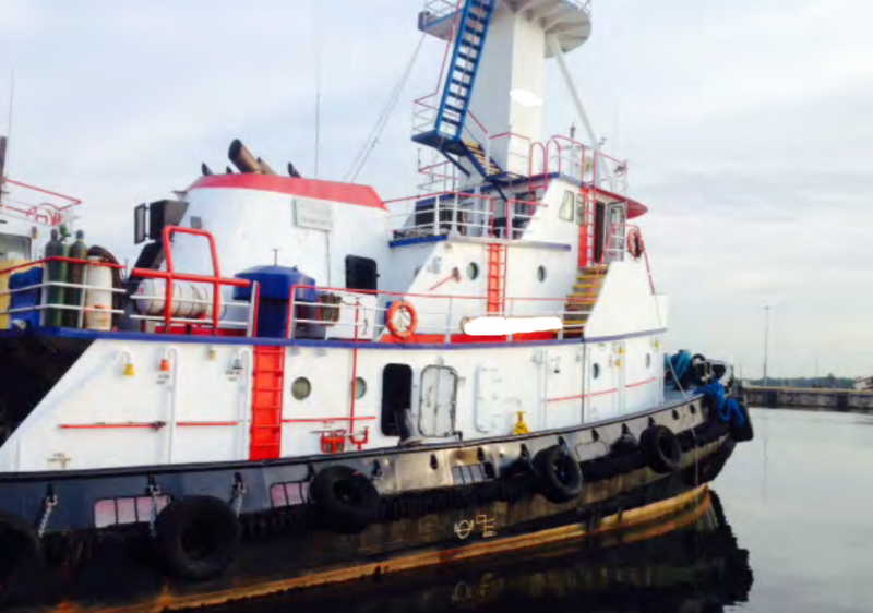 121' Model Bow Ocean Harbor Tug - HP 4100 For Sale