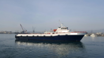 117' Fast Crew Supply Vessel FSIV - 71 Passenger For Sale