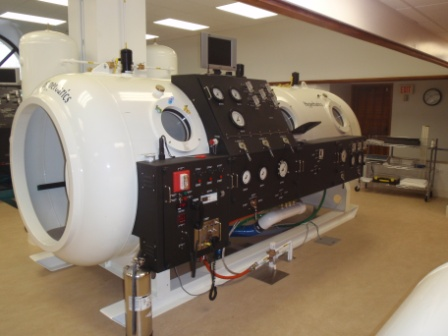 Hypertech 5000  Hyperbaric Decompression Dive Chamber - 3 ATA For Sale