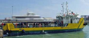 87' Anti Pollution General Purpose Work Boat 1992 - HP 870 For Sale