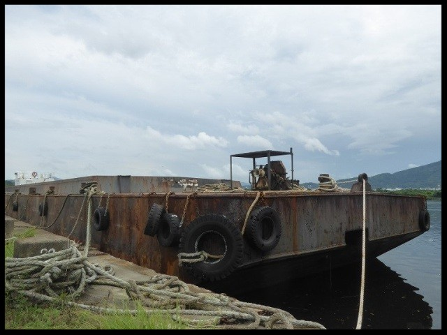 37m X 2 Hold Barges 2005 - Japan Built - Hold Capacity 1500m3 For Sale