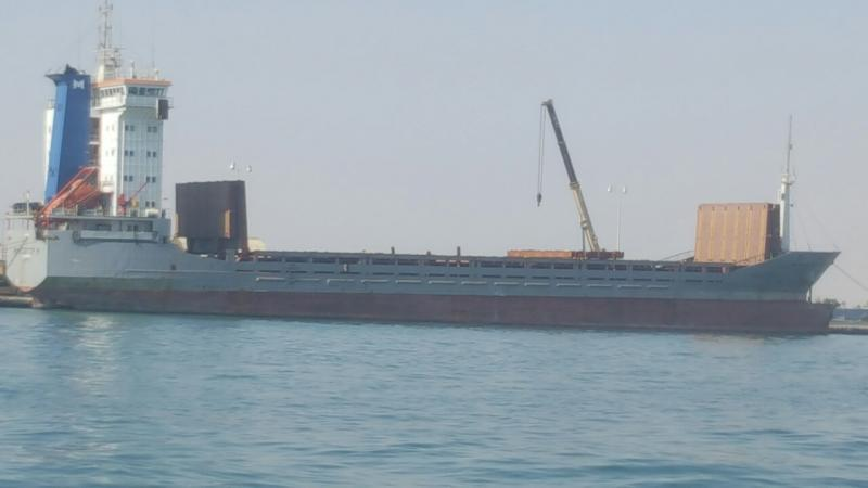 100m General Cargo Ship 1995 - Gearless - DWT 6300 For Sale