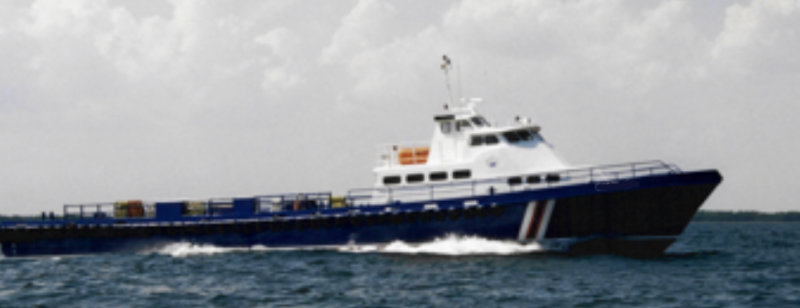 115' Fast Crew Supply Vessel FSIV - 49 Passengers For Sale