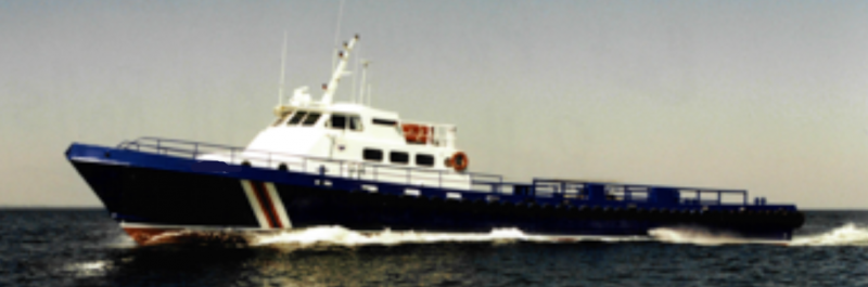 115' Fast Crew Supply Vessel FSIV - 50 Passengers For Sale