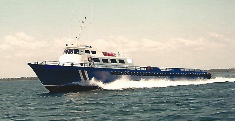 115' Fast Crew Supply Vessel FSIV - 60 Passengers For Sale