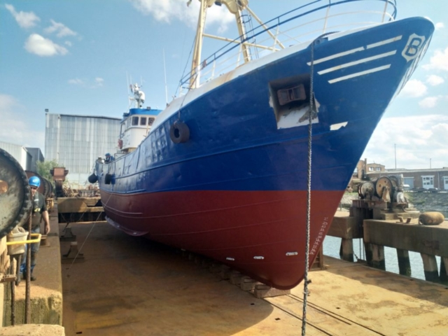 34m Ex Fishing Trawler Conversion 2007 For Sale