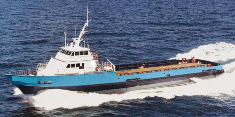 175' Fast Supply Crew Boat FSIV 48 Passenger 2003 - DWT 546 For Sale