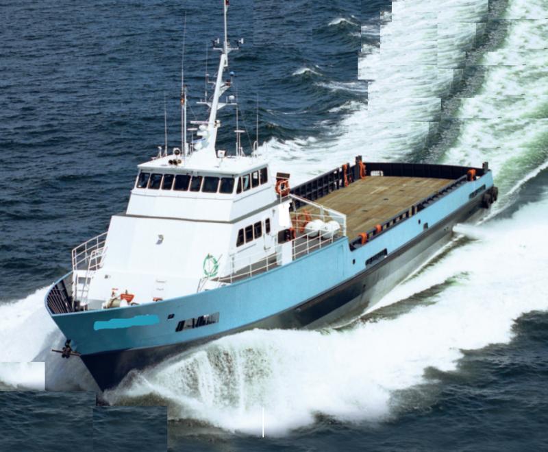 175' Fast Supply Crew Boat FSIV 48 Passenger 2005 - DWT 559 For Sale