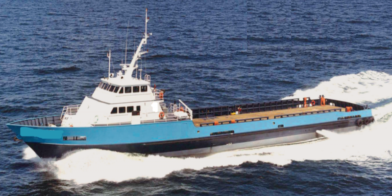 175' Fast Supply Crew Boat FSIV 48 Passenger 2003 - DWT 558 For Sale