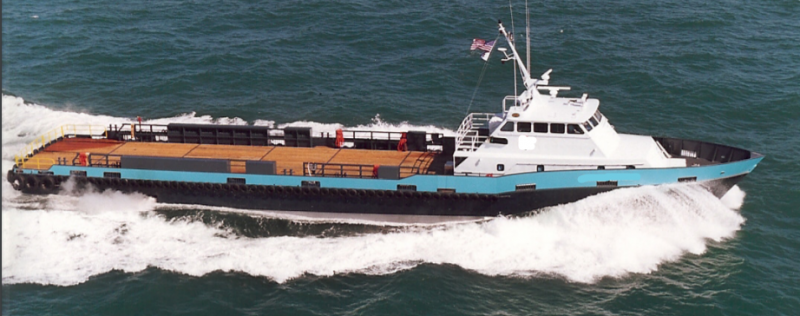 162' Fast Crew Supply Vessel FSIV 2002 - DWT 436 For Sale