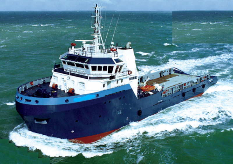 220' Anchor Handling Towing Supply Vessel 2005 - HP 8000 For Sale