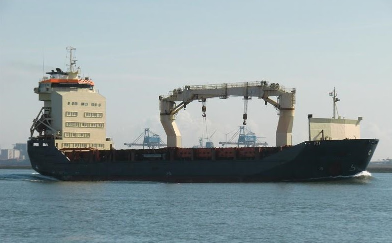 101m General Cargo Ship 2001 - 650 TEU - 24 Reefer Plugs - DWT 8723 For Sale