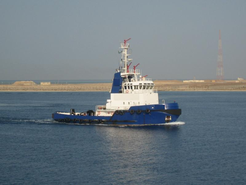 38m Berthing Fire Fighting Tug - 4700 HP For Sale
