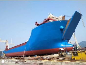 91m MPP Deck Barge 2018 - 222 TEU - DWT 5025 For Sale
