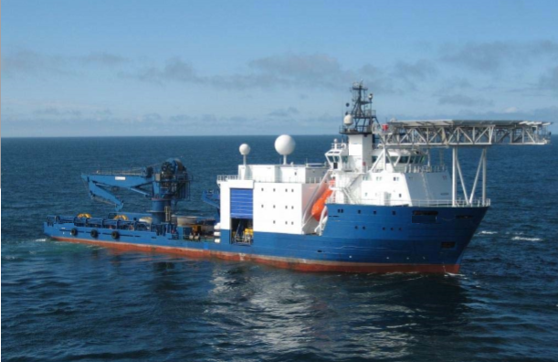 98m Multi Purpose ROV Construction Dive Support Vessel DP 2 For Sale.