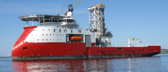 120m  Multi Purpose ROV Construction Dive Support Vessel DP 3 For Sale.