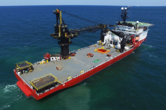 126m Multi Purpose Construction Dive Crane Vessel - 200 Personnel For Sale