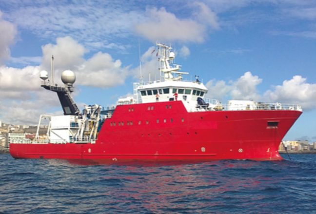 70m Multi Purpose Offshore Support Vessel - 50 Persons 2007 For Sale