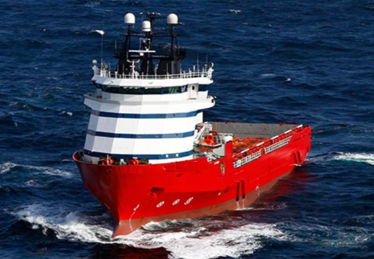 83m Platform Supply Vessel 2003 - 23 Persons For Sale
