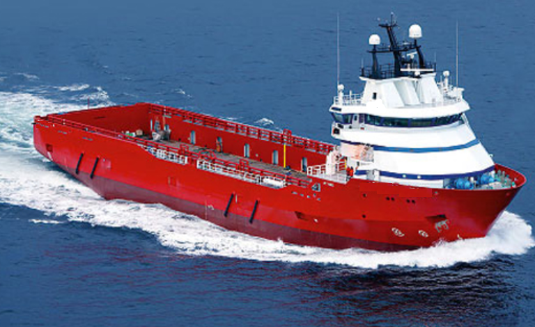 83m Platform Supply Vessel 2003 - 24 Persons For Sale